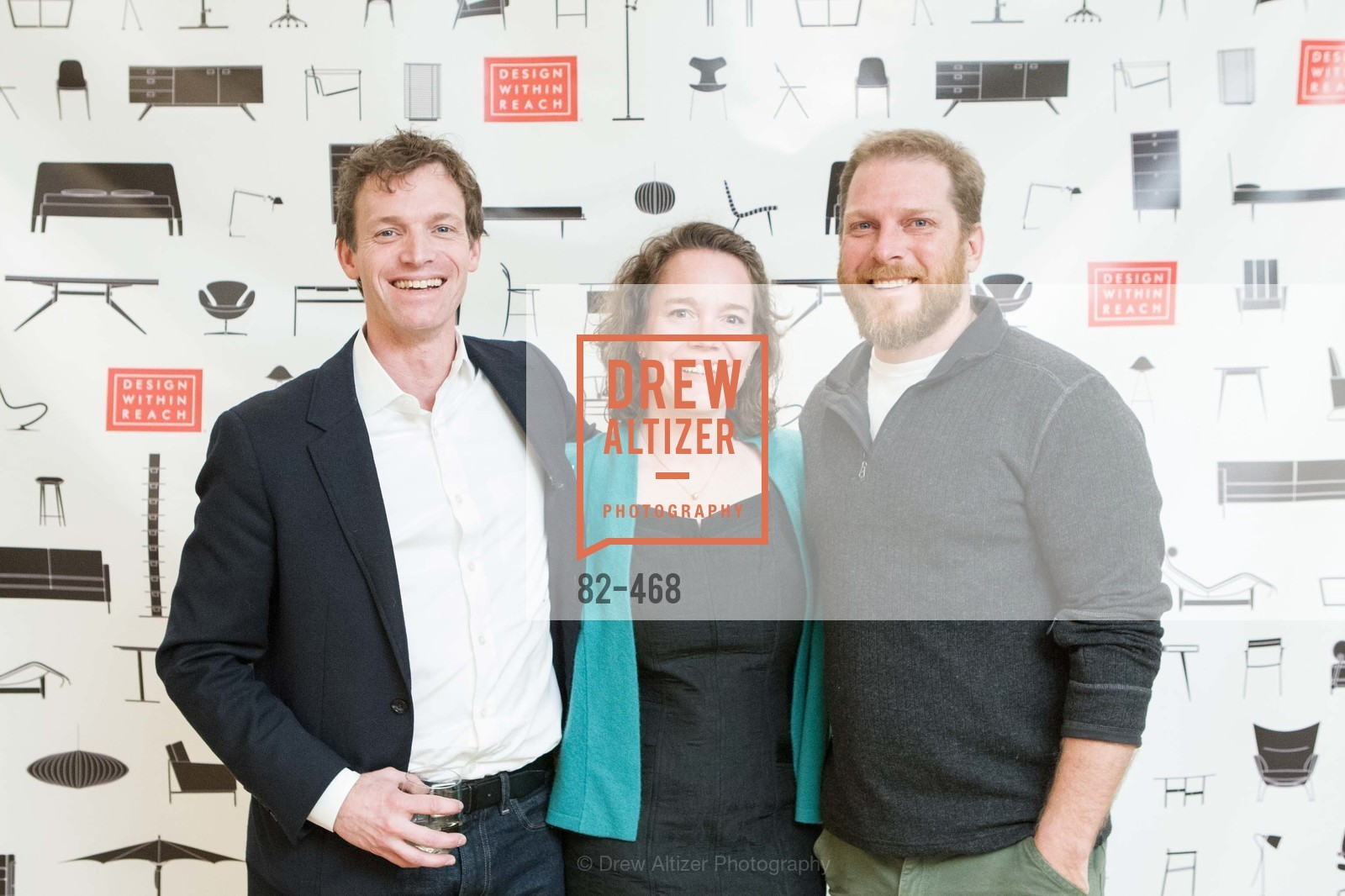 Mark Simmons, Lisa Clossey, Tom Clossey, DESIGN WITHIN REACH Studio Opening, US. US, January 21st, 2014,Drew Altizer, Drew Altizer Photography, full-service agency, private events, San Francisco photographer, photographer california