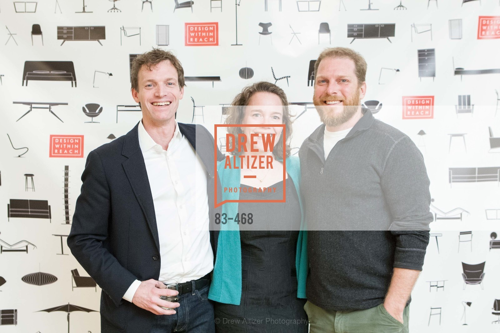 Mark Simmons, Lisa Clossey, Tom Clossey, DESIGN WITHIN REACH Studio Opening, US. US, January 21st, 2014,Drew Altizer, Drew Altizer Photography, full-service event agency, private events, San Francisco photographer, photographer California