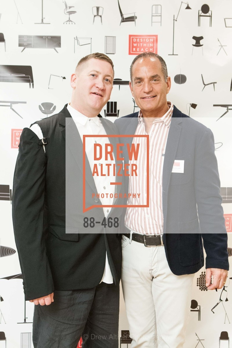 Eric Hildebrandt, Evan Berendweig, DESIGN WITHIN REACH Studio Opening, US. US, January 21st, 2014,Drew Altizer, Drew Altizer Photography, full-service agency, private events, San Francisco photographer, photographer california