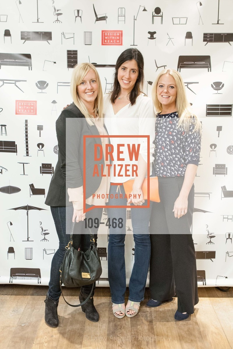 Alison Utne, Courtney Wells, Jolene Lindner, DESIGN WITHIN REACH Studio Opening, US. US, January 21st, 2014,Drew Altizer, Drew Altizer Photography, full-service event agency, private events, San Francisco photographer, photographer California