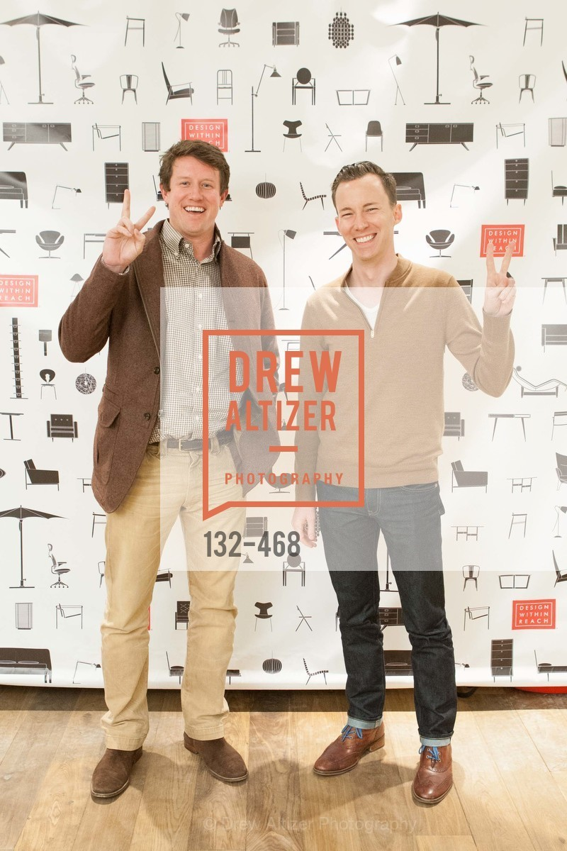 Ed Hall, Steve Kolheki, DESIGN WITHIN REACH Studio Opening, US. US, January 21st, 2014,Drew Altizer, Drew Altizer Photography, full-service agency, private events, San Francisco photographer, photographer california