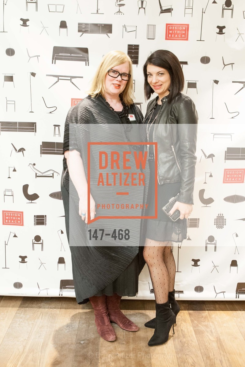 Sandra Hansel, Marcella Barry, DESIGN WITHIN REACH Studio Opening, US. US, January 21st, 2014,Drew Altizer, Drew Altizer Photography, full-service agency, private events, San Francisco photographer, photographer california