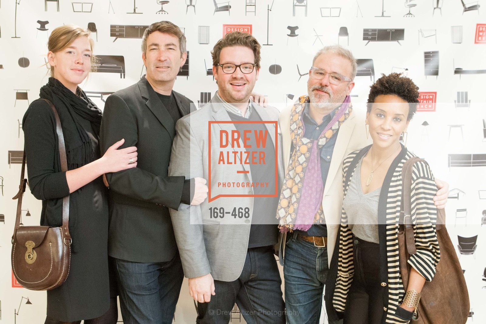 Martha Traer, Sunshine Jones, Jeremiah Allen, Kirk Wilder, Delilah Hailechristos, DESIGN WITHIN REACH Studio Opening, US. US, January 21st, 2014,Drew Altizer, Drew Altizer Photography, full-service agency, private events, San Francisco photographer, photographer california