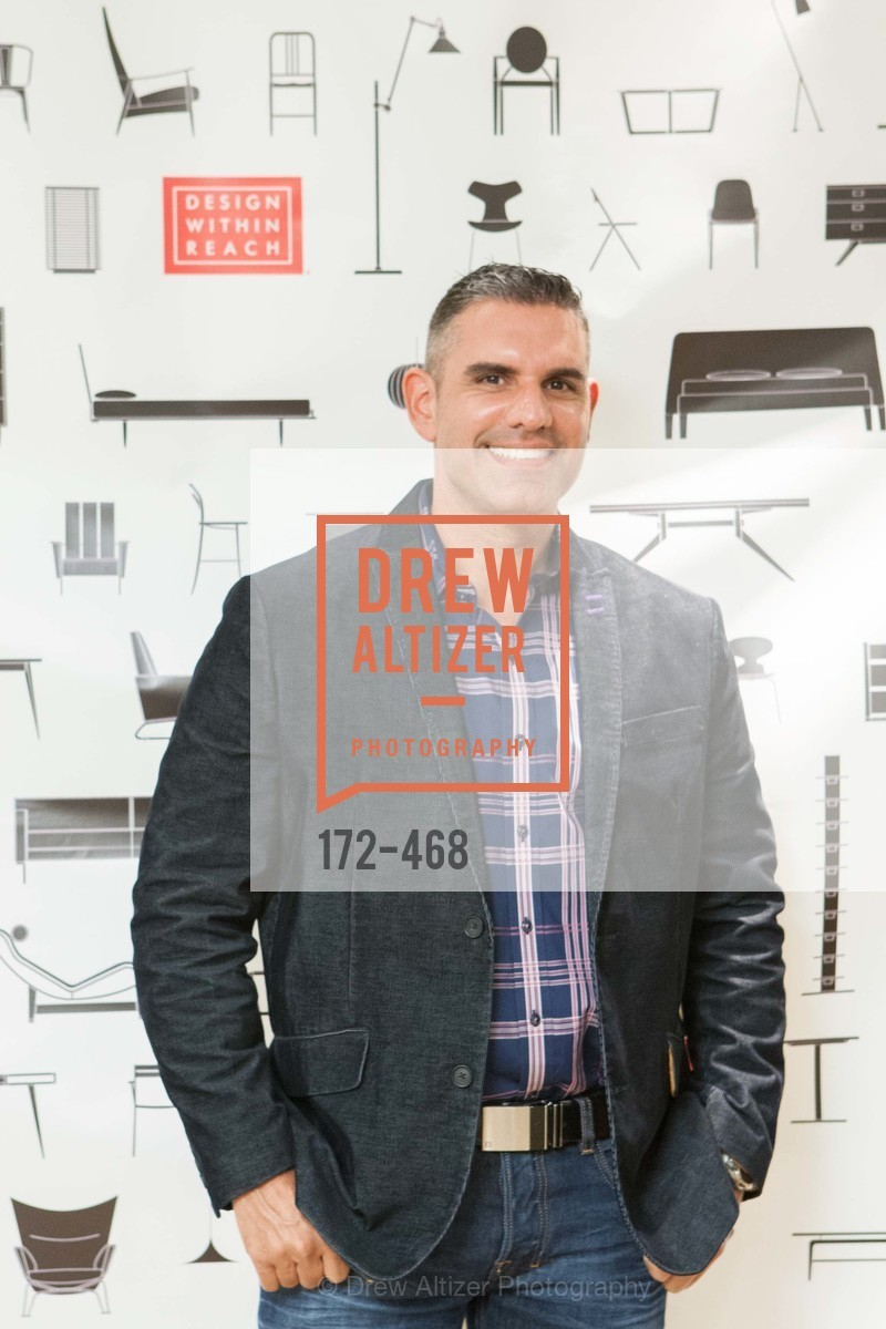 Barton Cornejo, DESIGN WITHIN REACH Studio Opening, US. US, January 21st, 2014,Drew Altizer, Drew Altizer Photography, full-service agency, private events, San Francisco photographer, photographer california