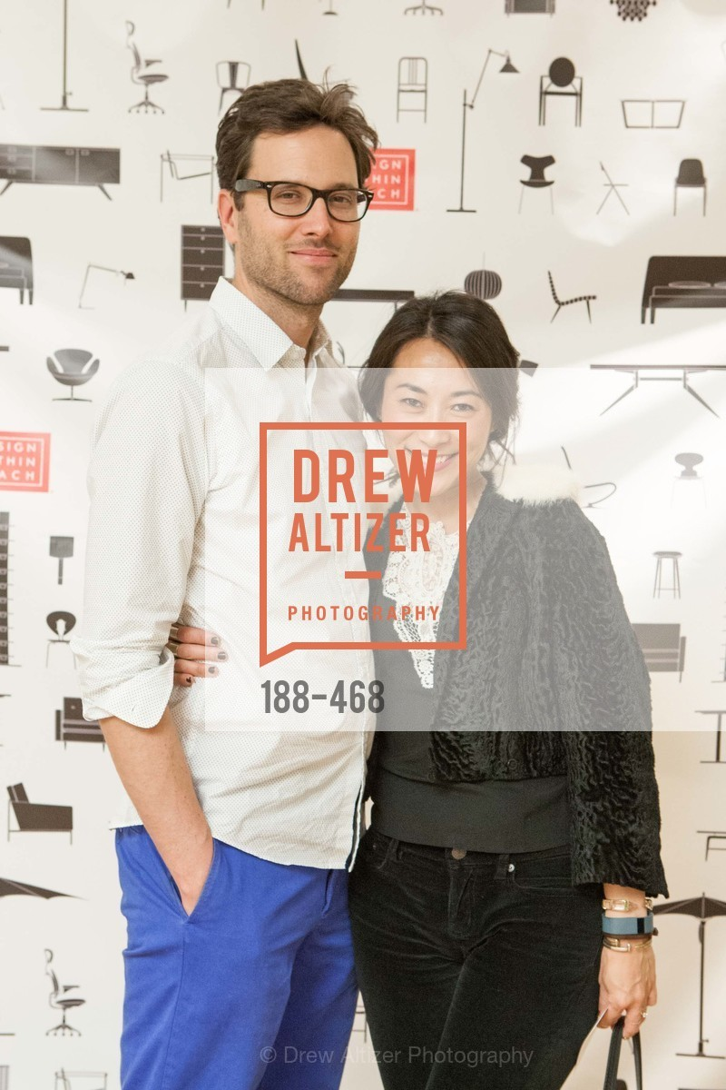 Ben Work, Susan Work, DESIGN WITHIN REACH Studio Opening, US. US, January 21st, 2014,Drew Altizer, Drew Altizer Photography, full-service agency, private events, San Francisco photographer, photographer california