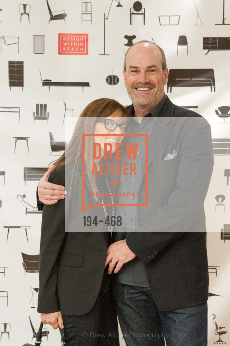 Nancy Graham, Brian Graham, DESIGN WITHIN REACH Studio Opening, US. US, January 21st, 2014,Drew Altizer, Drew Altizer Photography, full-service agency, private events, San Francisco photographer, photographer california