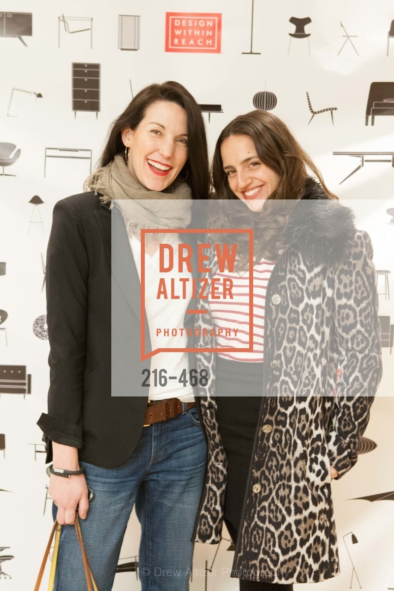Briana Nix, Daphne Steinberg, DESIGN WITHIN REACH Studio Opening, US. US, January 21st, 2014,Drew Altizer, Drew Altizer Photography, full-service agency, private events, San Francisco photographer, photographer california