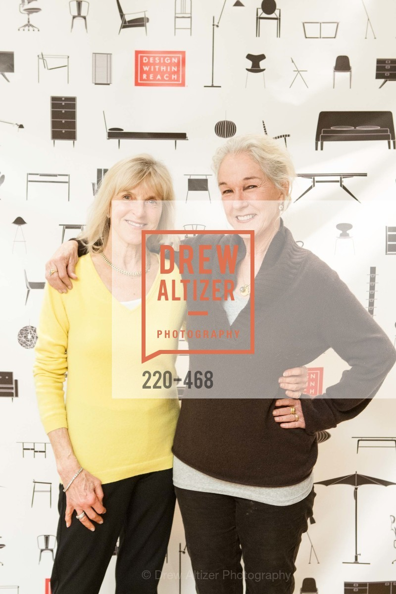 Brigit Kelley, Susie Tompkins Buell, DESIGN WITHIN REACH Studio Opening, US. US, January 21st, 2014,Drew Altizer, Drew Altizer Photography, full-service agency, private events, San Francisco photographer, photographer california