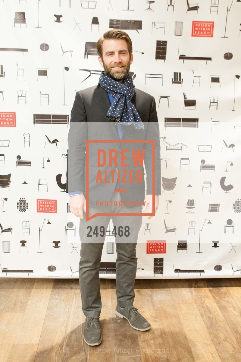 Peter Jost, DESIGN WITHIN REACH Studio Opening, US. US, January 21st, 2014,Drew Altizer, Drew Altizer Photography, full-service agency, private events, San Francisco photographer, photographer california