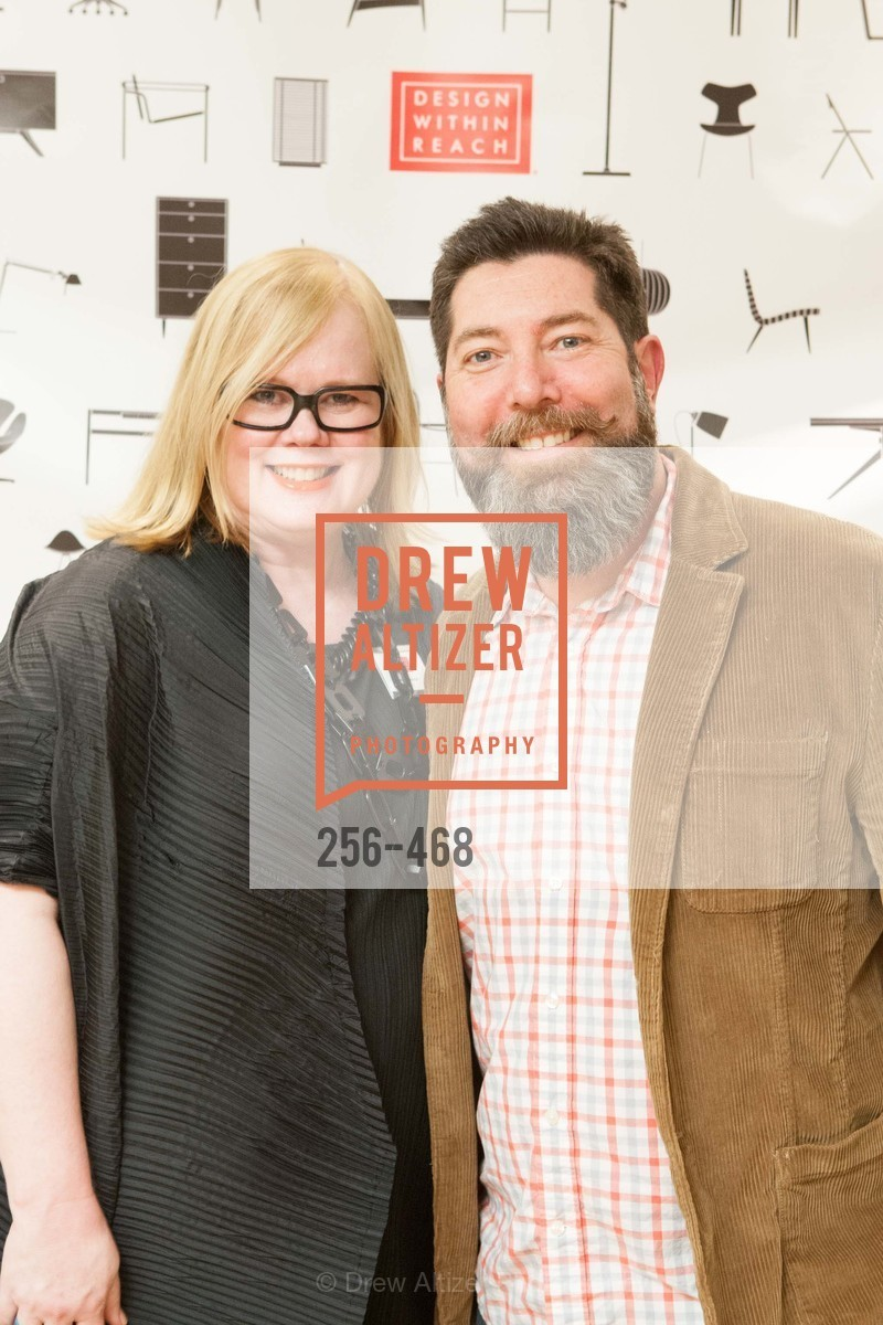 Sandra Hansel, Jason Leibowitz, DESIGN WITHIN REACH Studio Opening, US. US, January 21st, 2014,Drew Altizer, Drew Altizer Photography, full-service agency, private events, San Francisco photographer, photographer california