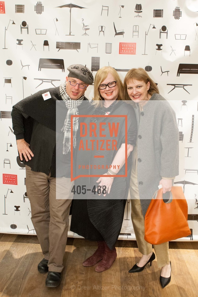 Vernon Thiess, Sandra Hansel, DESIGN WITHIN REACH Studio Opening, US. US, January 21st, 2014,Drew Altizer, Drew Altizer Photography, full-service event agency, private events, San Francisco photographer, photographer California