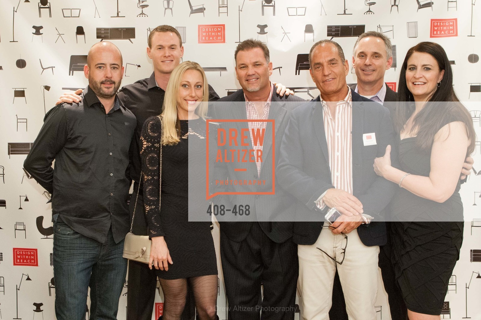 Seamus Canning, James Doherty, Donna Steadman, Cole Haynes, Evan Berendweig, DESIGN WITHIN REACH Studio Opening, US. US, January 21st, 2014,Drew Altizer, Drew Altizer Photography, full-service agency, private events, San Francisco photographer, photographer california