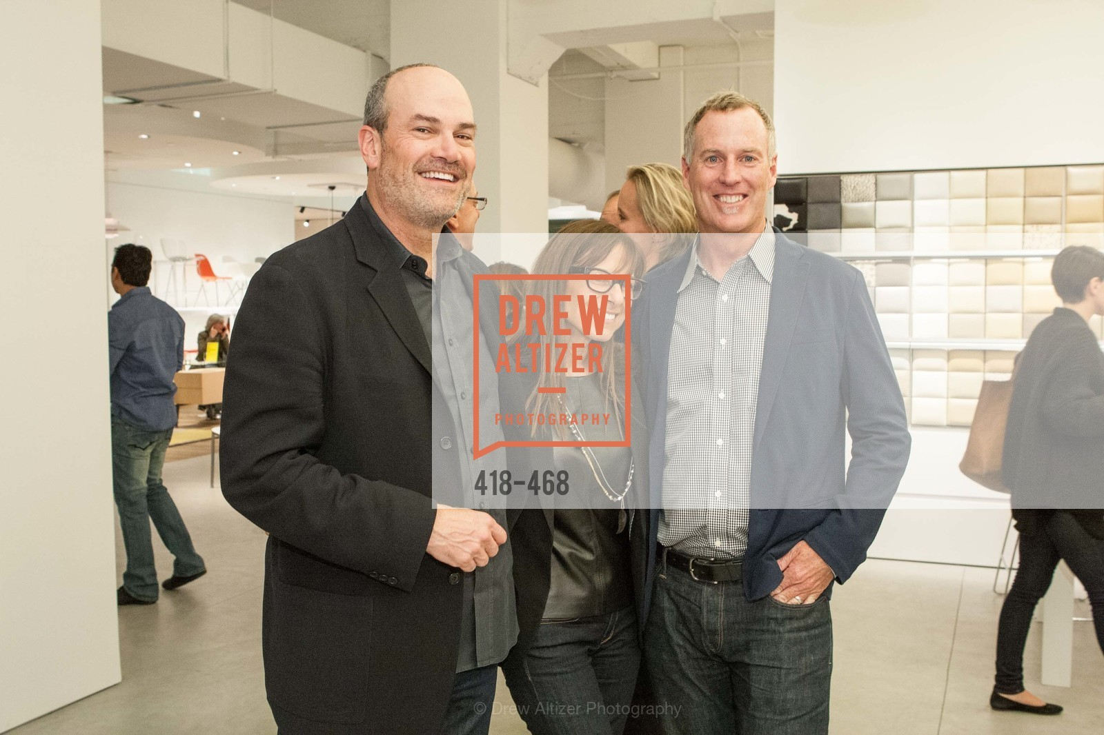 Brian Graham, Nancy Graham, Chris Deam, DESIGN WITHIN REACH Studio Opening, US. US, January 21st, 2014,Drew Altizer, Drew Altizer Photography, full-service agency, private events, San Francisco photographer, photographer california