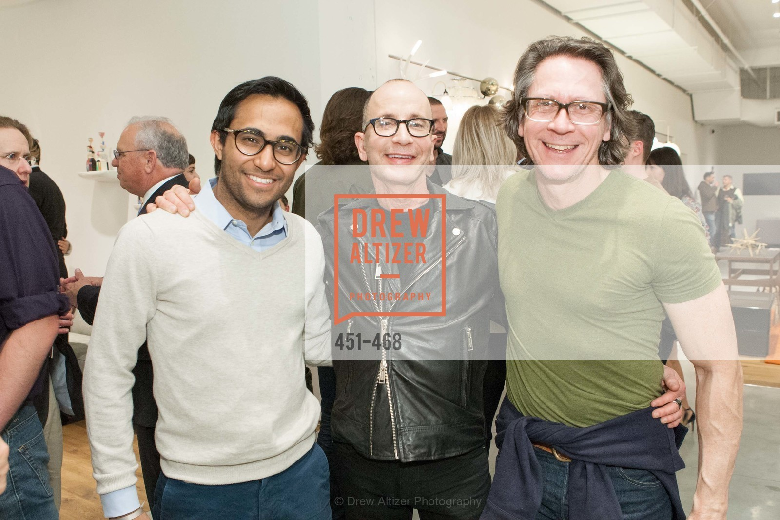 Taxa Bawa, Alfredo Gregory, Dane Wilson, DESIGN WITHIN REACH Studio Opening, US. US, January 21st, 2014,Drew Altizer, Drew Altizer Photography, full-service agency, private events, San Francisco photographer, photographer california