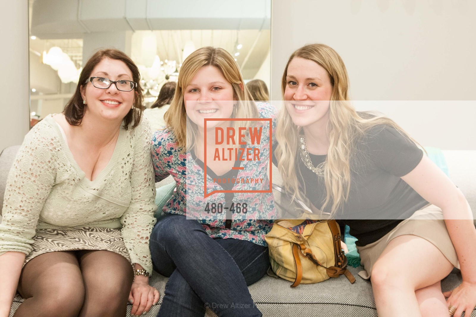 Rebekah Jatovi, Blaire Kruger, Kristin Look, DESIGN WITHIN REACH Studio Opening, US. US, January 21st, 2014,Drew Altizer, Drew Altizer Photography, full-service agency, private events, San Francisco photographer, photographer california