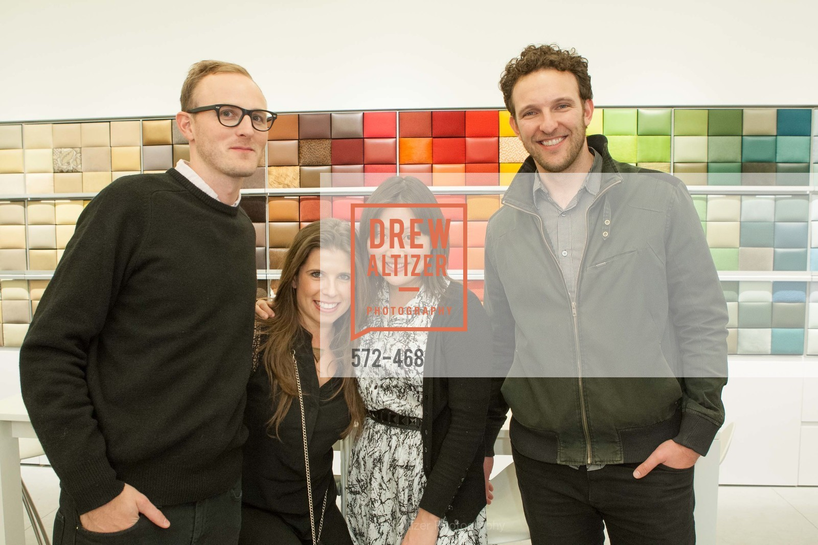 John Robinson, Emily Pearl, Megumi Ayhara, Dan Spiegel, DESIGN WITHIN REACH Studio Opening, US. US, January 21st, 2014,Drew Altizer, Drew Altizer Photography, full-service agency, private events, San Francisco photographer, photographer california