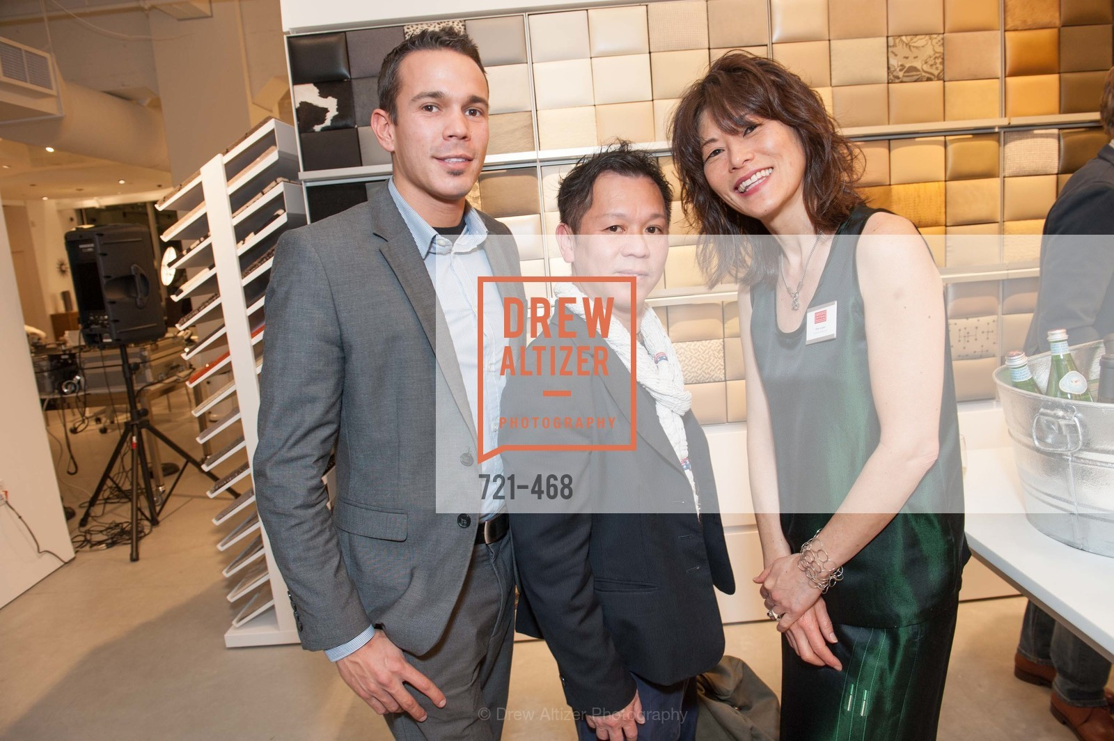 Mykul Chretien, Baby Chic, Hiro Lazares, DESIGN WITHIN REACH Studio Opening, US. US, January 21st, 2014,Drew Altizer, Drew Altizer Photography, full-service agency, private events, San Francisco photographer, photographer california