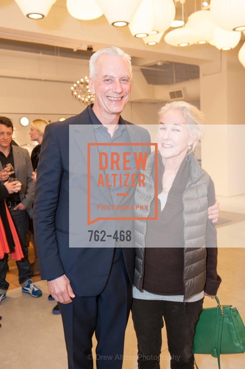 Alain Patretz, Susie Tompkins Buell, DESIGN WITHIN REACH Studio Opening, US. US, January 21st, 2014,Drew Altizer, Drew Altizer Photography, full-service agency, private events, San Francisco photographer, photographer california