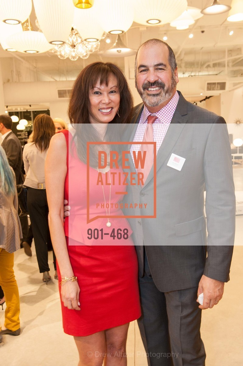 Jocelyn Kung, John Edelman, DESIGN WITHIN REACH Studio Opening, US. US, January 21st, 2014,Drew Altizer, Drew Altizer Photography, full-service event agency, private events, San Francisco photographer, photographer California
