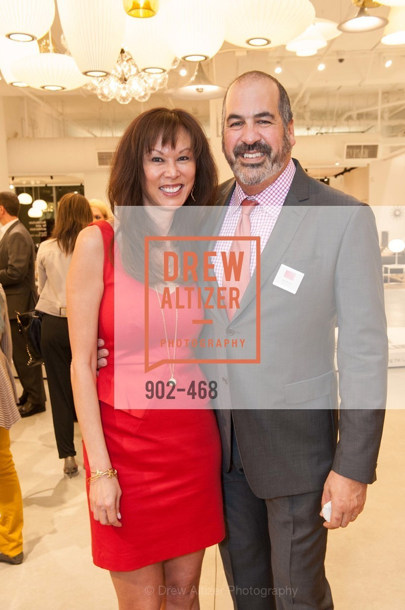 Jocelyn Kung, John Edelman, DESIGN WITHIN REACH Studio Opening, US. US, January 21st, 2014,Drew Altizer, Drew Altizer Photography, full-service agency, private events, San Francisco photographer, photographer california