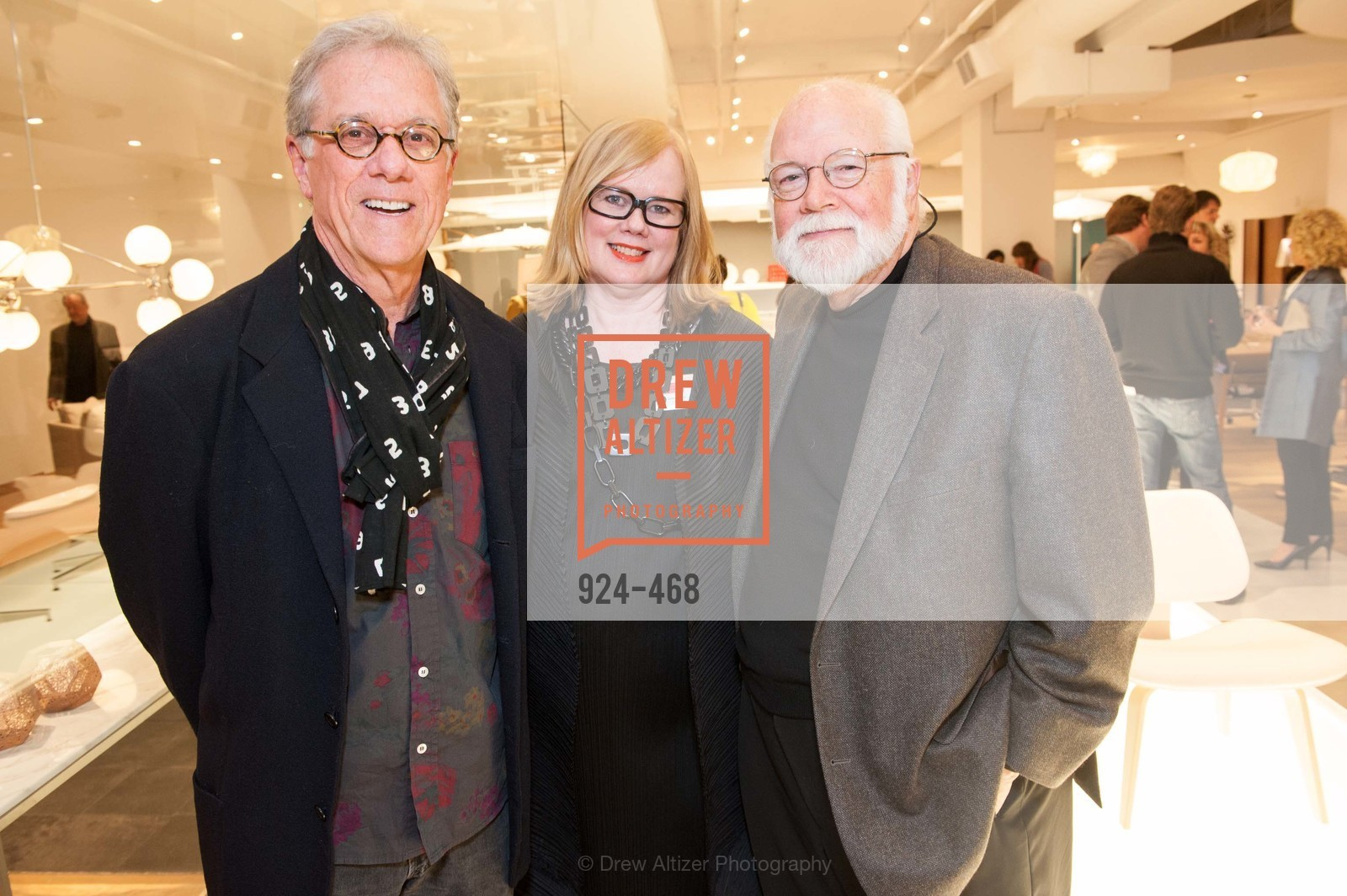 Rob Forbes, Sandra Hansel, Kit Hinrichs, DESIGN WITHIN REACH Studio Opening, US. US, January 21st, 2014,Drew Altizer, Drew Altizer Photography, full-service agency, private events, San Francisco photographer, photographer california