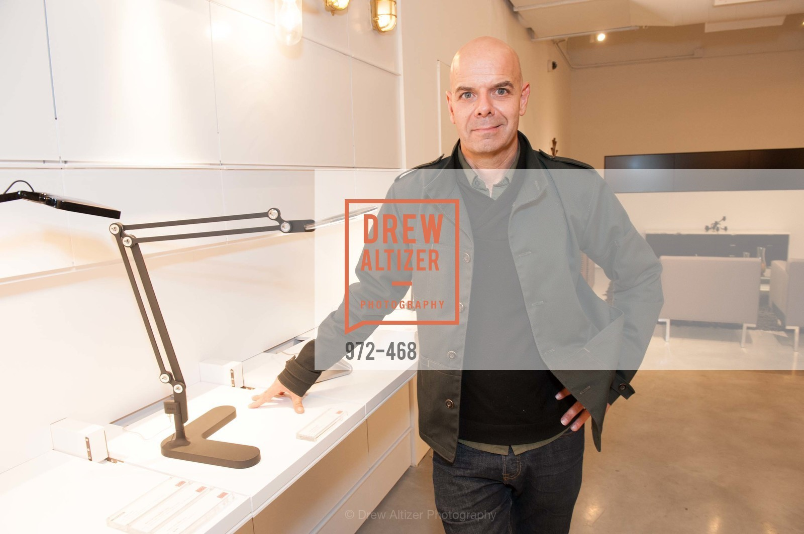 Pablo Cordon, DESIGN WITHIN REACH Studio Opening, US. US, January 21st, 2014,Drew Altizer, Drew Altizer Photography, full-service agency, private events, San Francisco photographer, photographer california