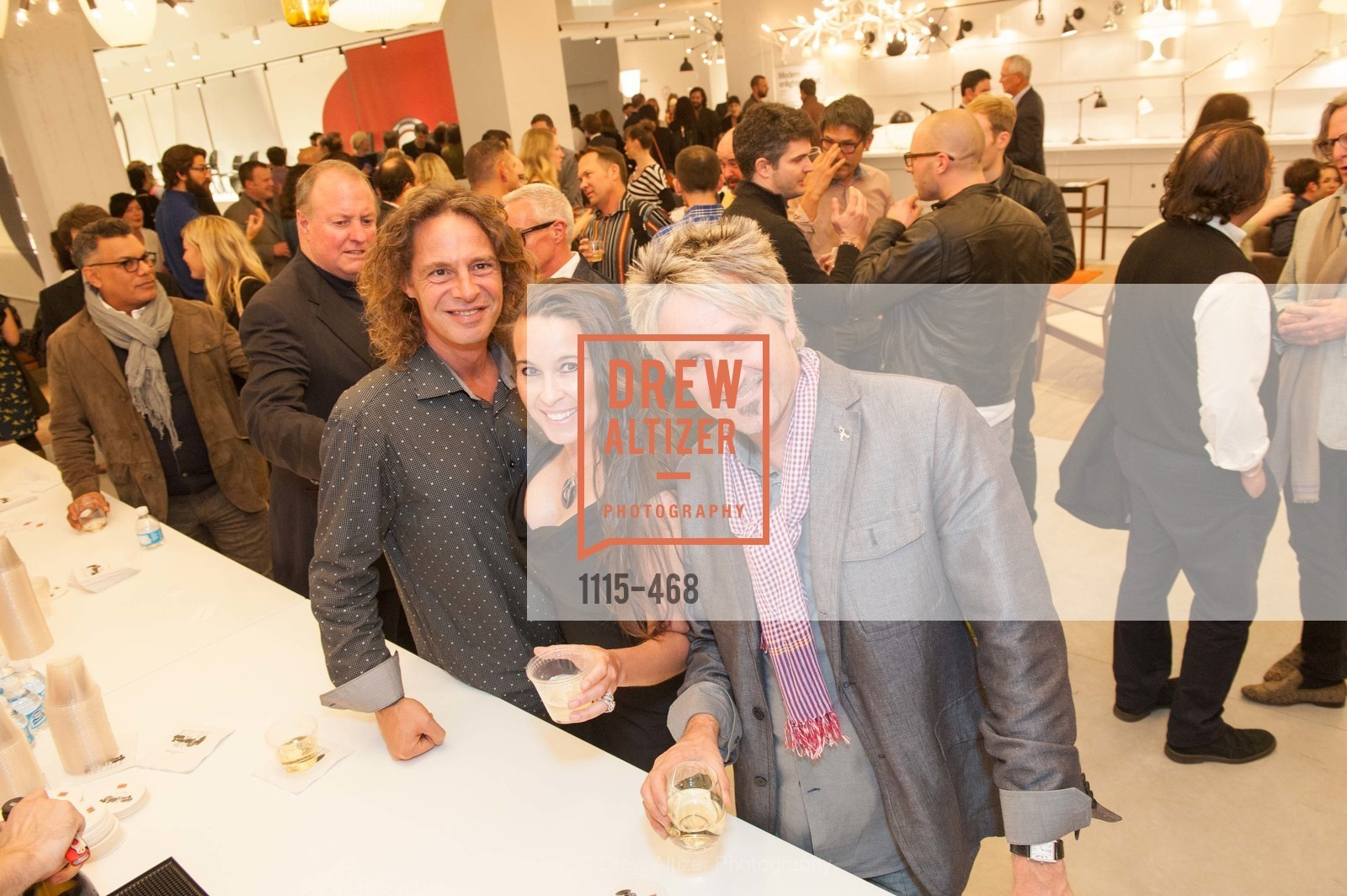 Christoph Opperman, Carla Biondi, Shelley Trew, DESIGN WITHIN REACH Studio Opening, US. US, January 21st, 2014,Drew Altizer, Drew Altizer Photography, full-service event agency, private events, San Francisco photographer, photographer California