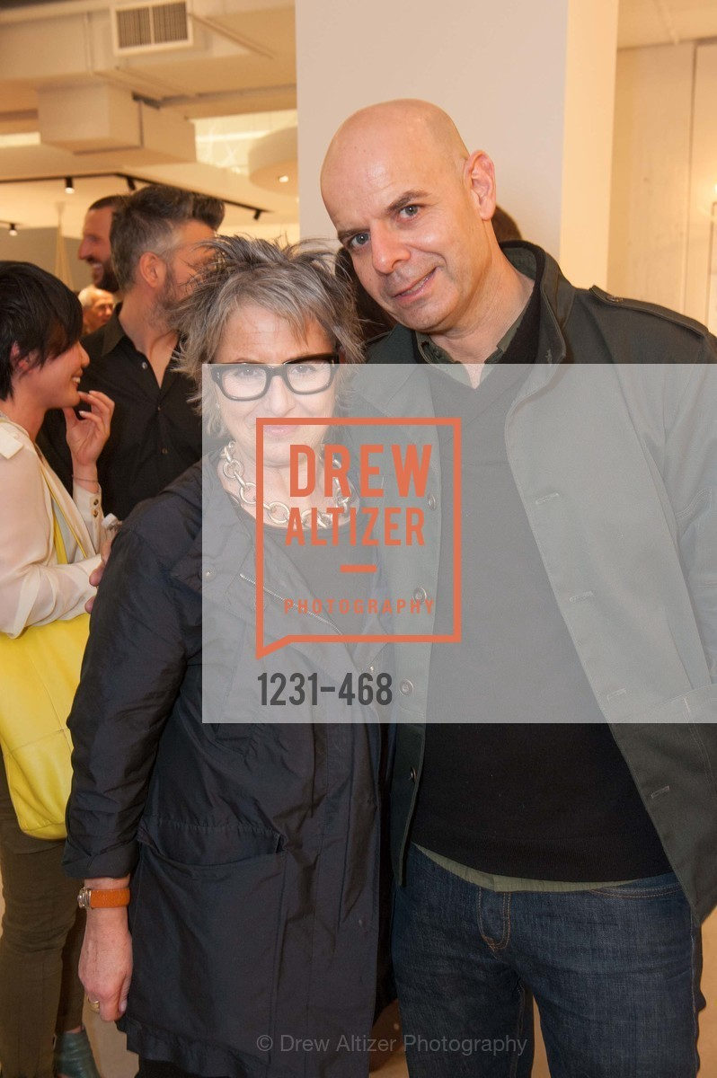 Jennifer Morla, Pablo Cordon, DESIGN WITHIN REACH Studio Opening, US. US, January 21st, 2014,Drew Altizer, Drew Altizer Photography, full-service agency, private events, San Francisco photographer, photographer california