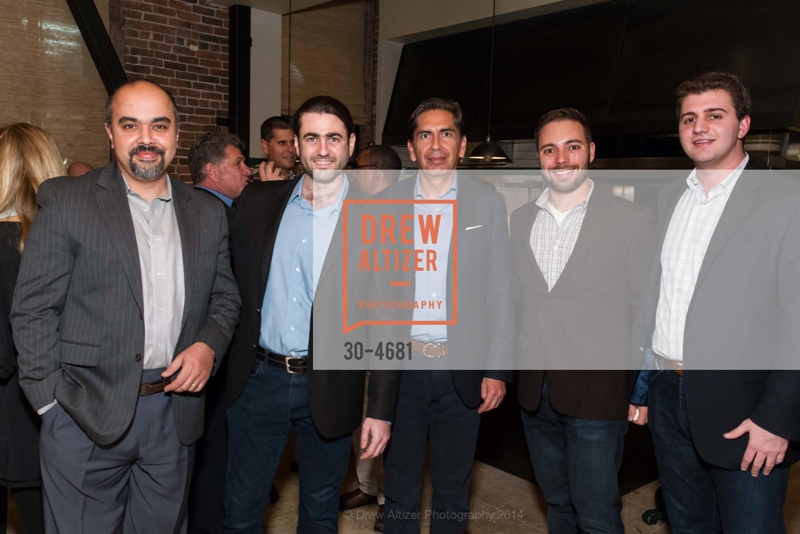 Sam Rehman, Yev Galper, Jorge Ruiz, Roko Sinovcic, Photo #30-4681
