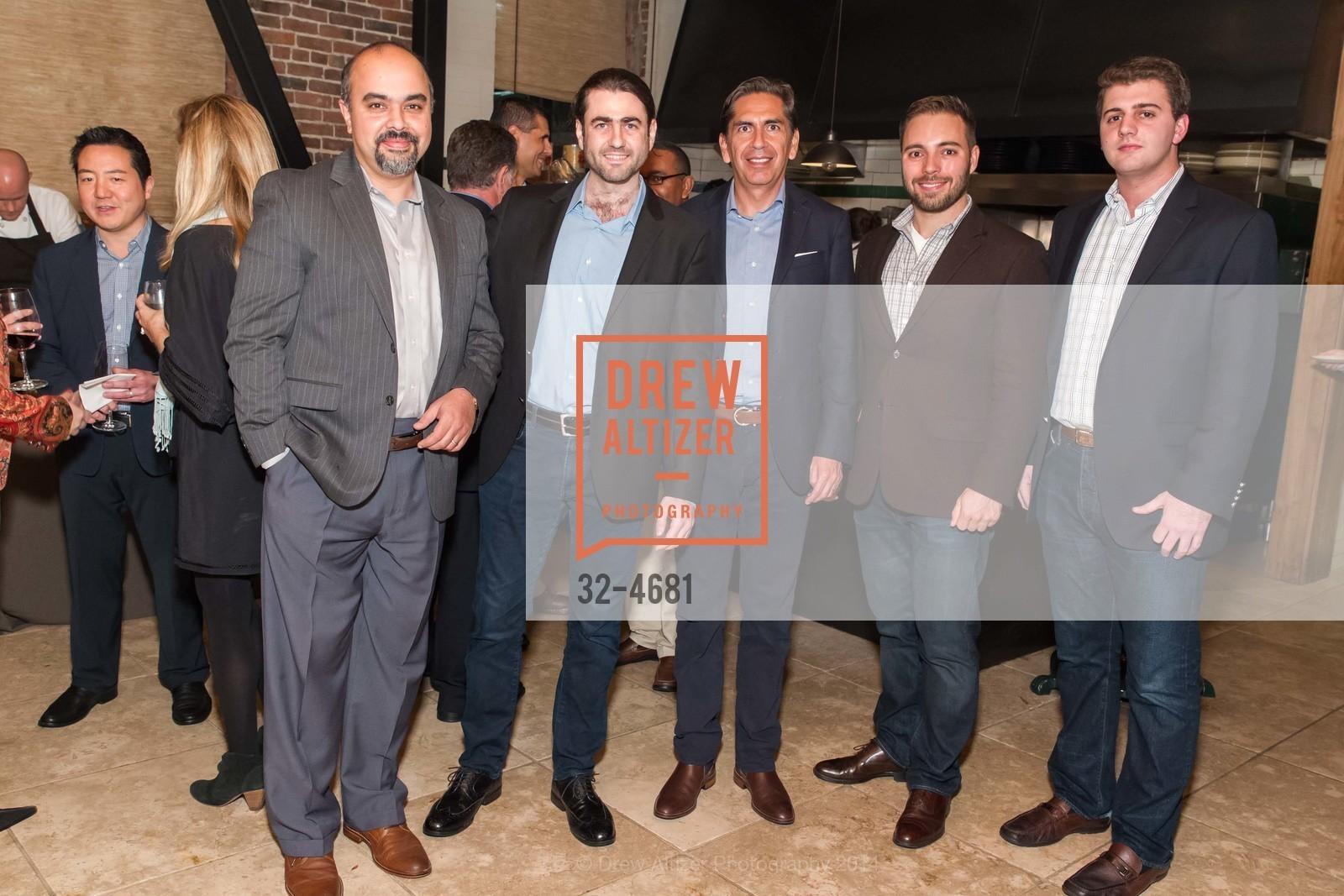 Sam Rehman, Yev Galper, Jorge Ruiz, Roko Sinovcic, Photo #32-4681