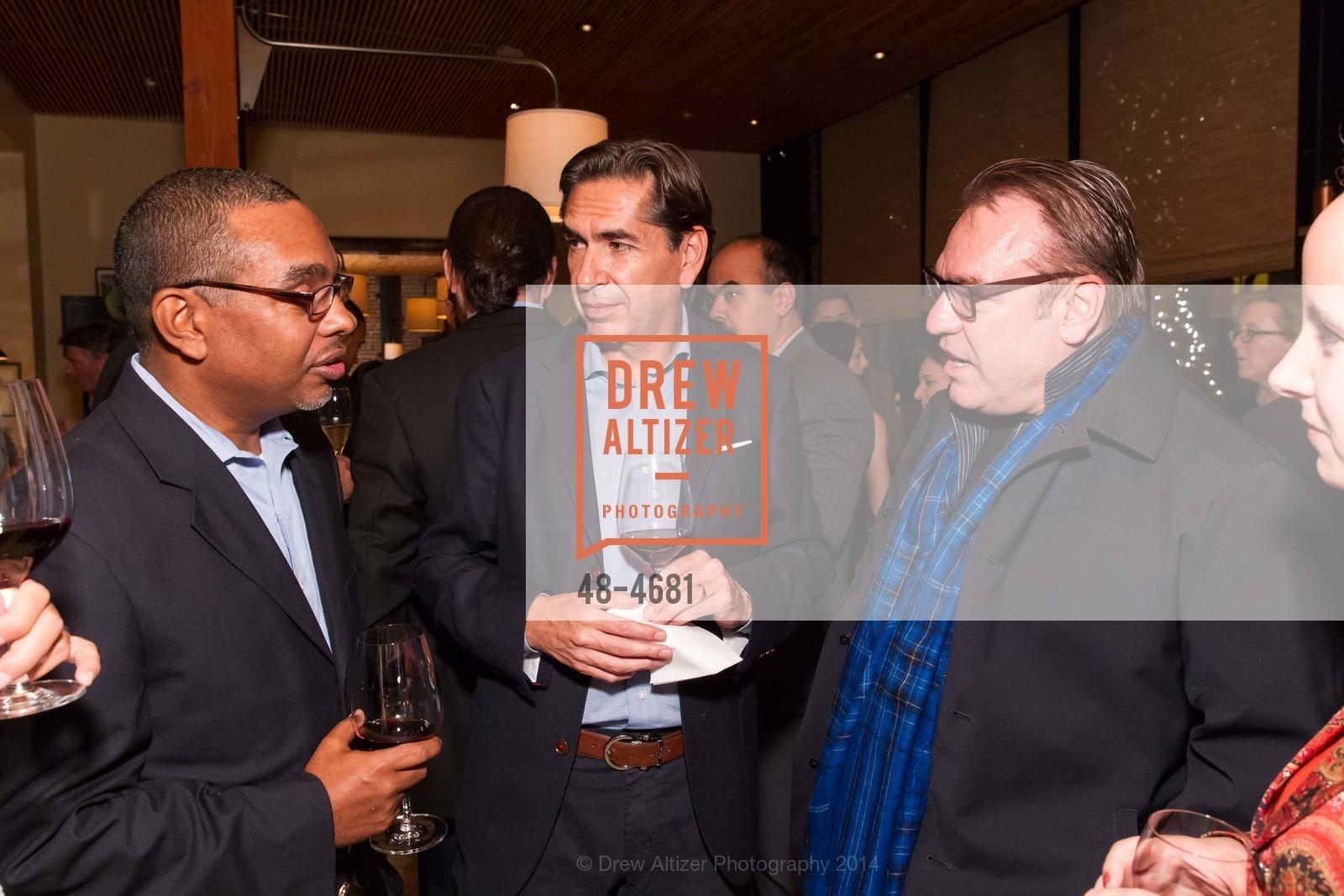 David Andrade, Jorge Ruiz, Stanlee Gatti, Photo #48-4681