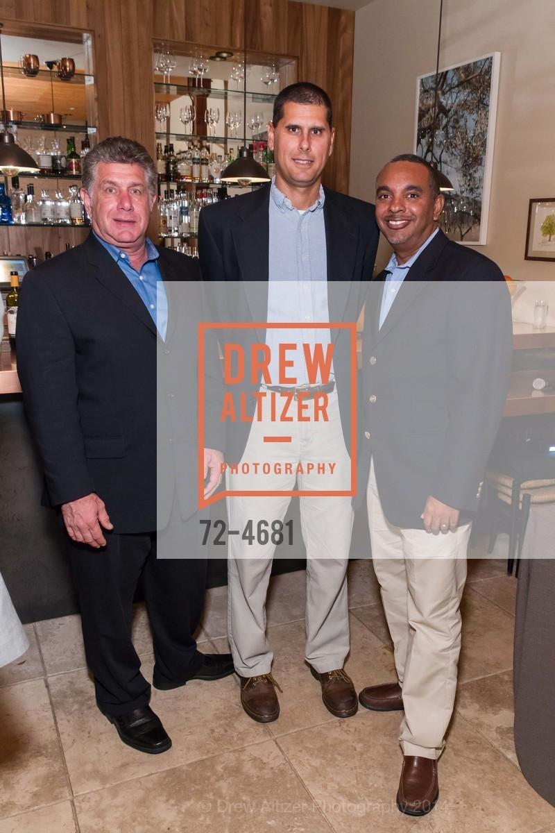 Allen Spiegler, Chris Martinez, David Andrade, Photo #72-4681