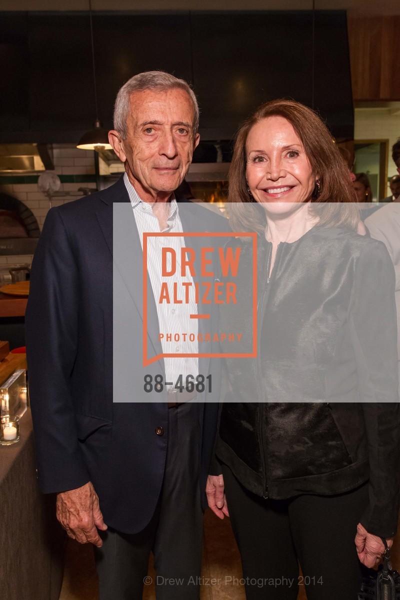 Pierre Lamond, Christine Lamond, Photo #88-4681