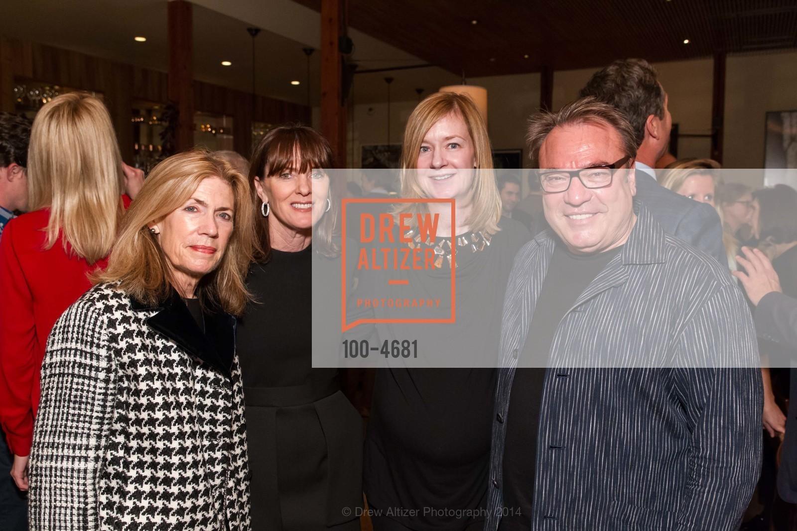 Cathy Topham, Allison Speer, Katie Paige, Stanlee Gatti, Photo #100-4681