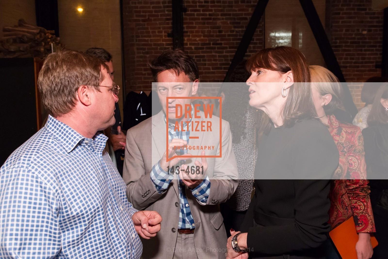 Avrum Spiegel, Seth Jacobson, Allison Speer, Photo #143-4681