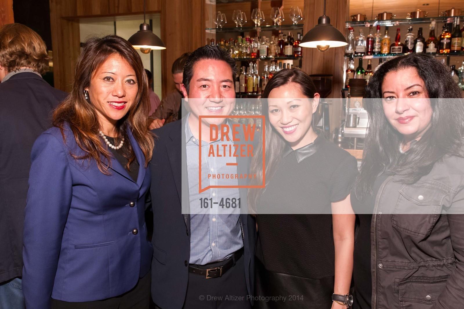 Fiona Ma, Lance Tomasu, Lily Ho, Hala Hijazi, Photo #161-4681