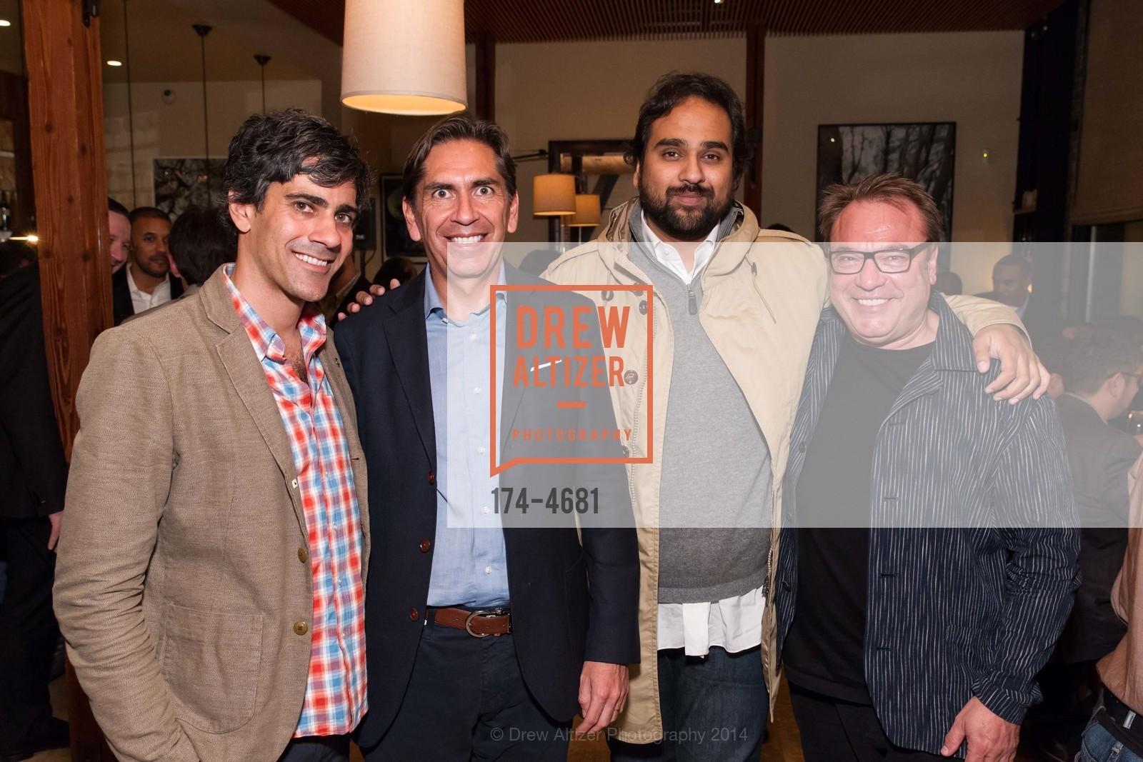 Jeremy Stoppelman, Jorge Ruiz, Hosain Rahman, Stanlee Gatti, Photo #174-4681