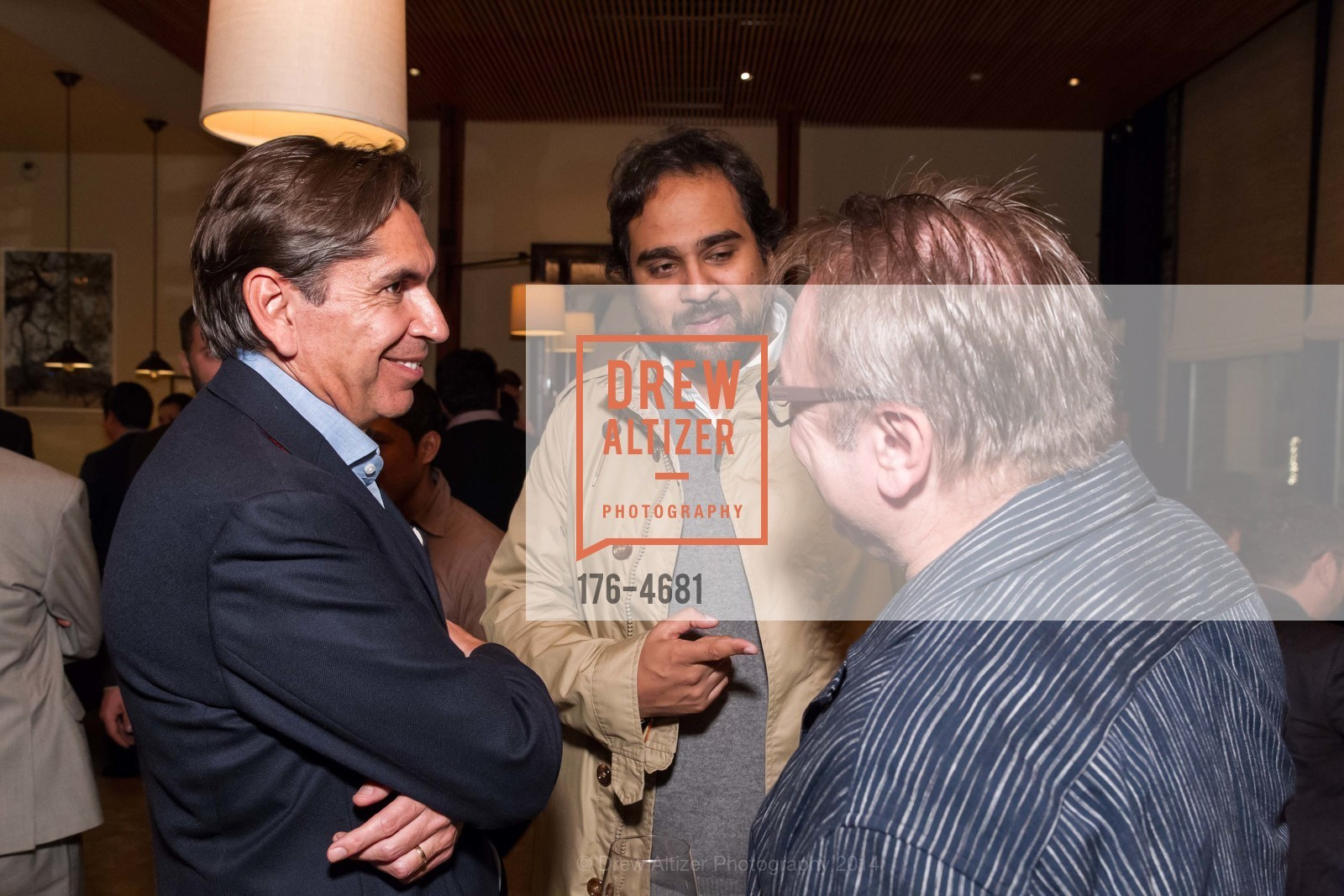 Jorge Ruiz, Hosain Rahman, Stanlee Gatti, Photo #176-4681