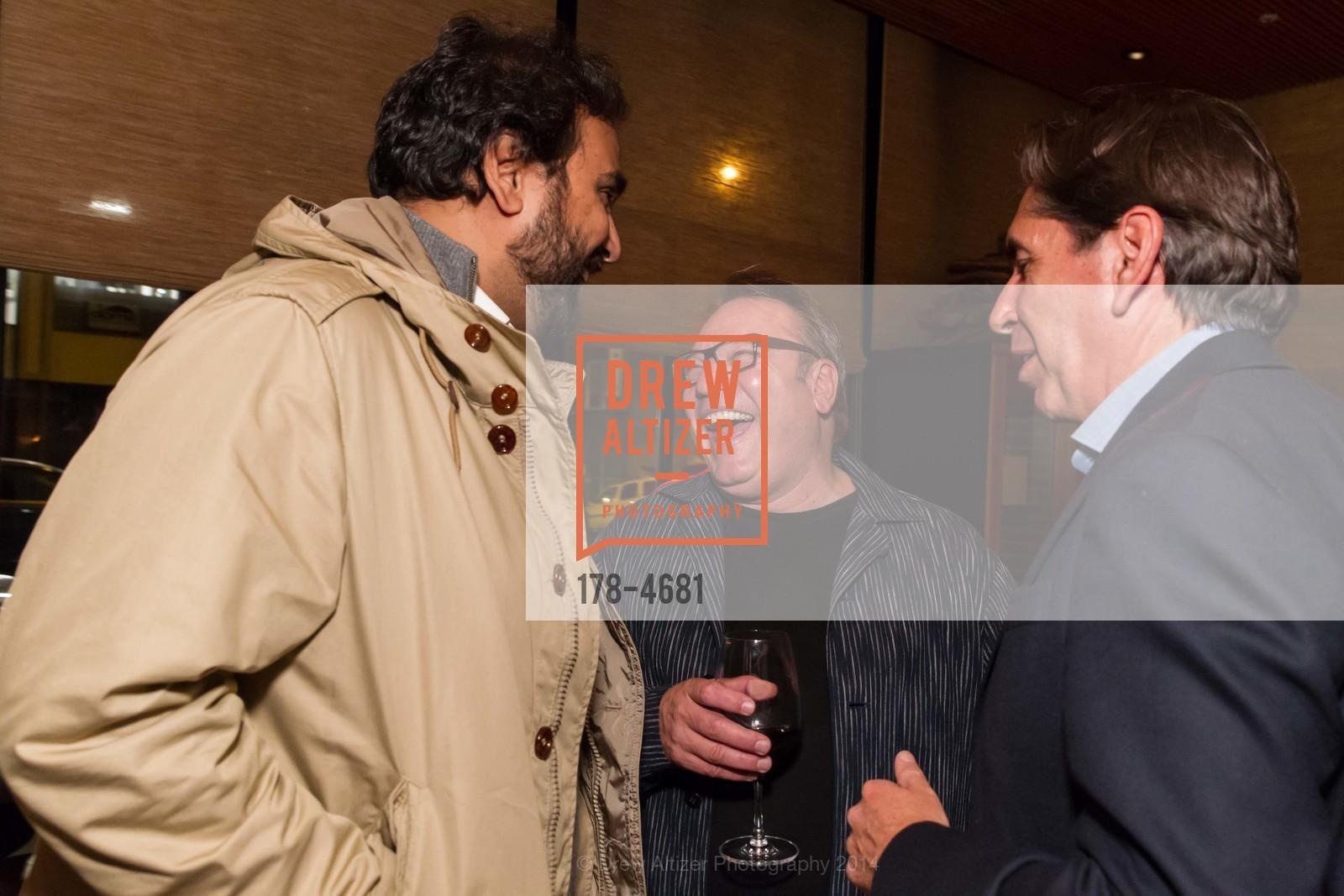 Hosain Rahman, Stanlee Gatti, Jorge Ruiz, Photo #178-4681