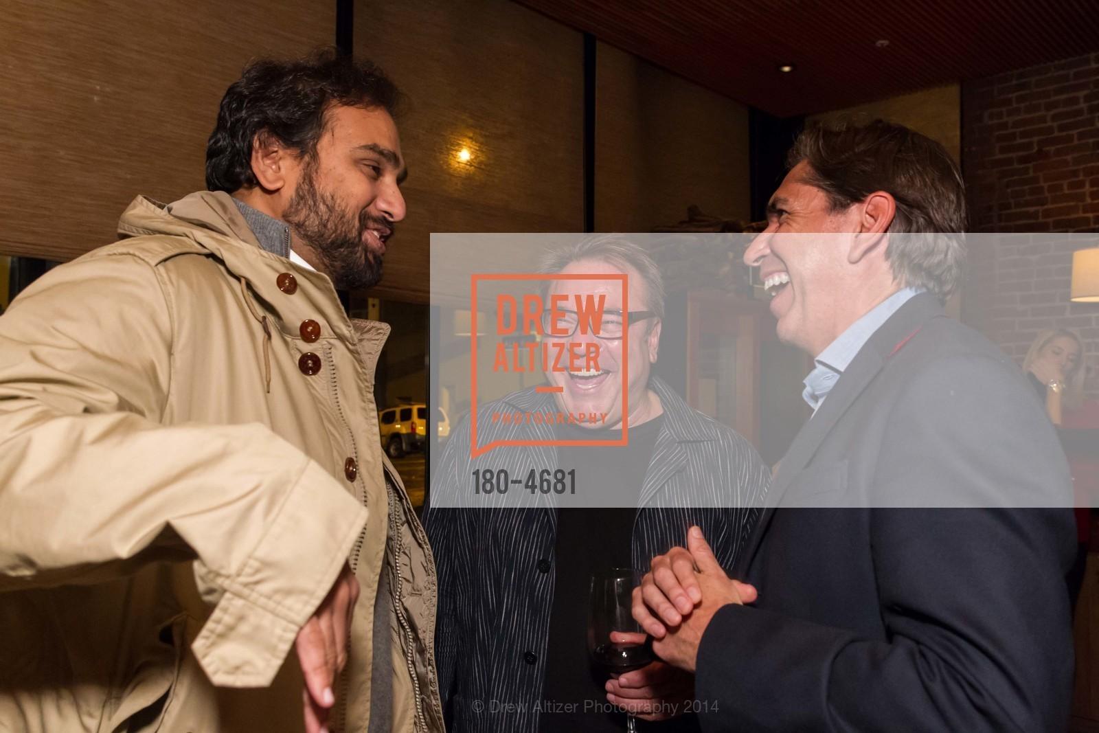 Hosain Rahman, Stanlee Gatti, Jorge Ruiz, Photo #180-4681