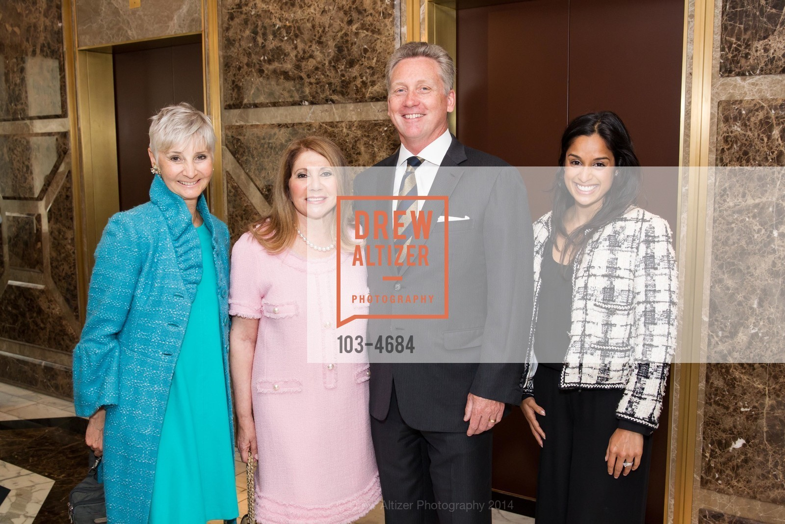 Gail Glasser, Athena Blackburn, Tom Carroll, Sonia Mondkar-Floyd, Photo #103-4684