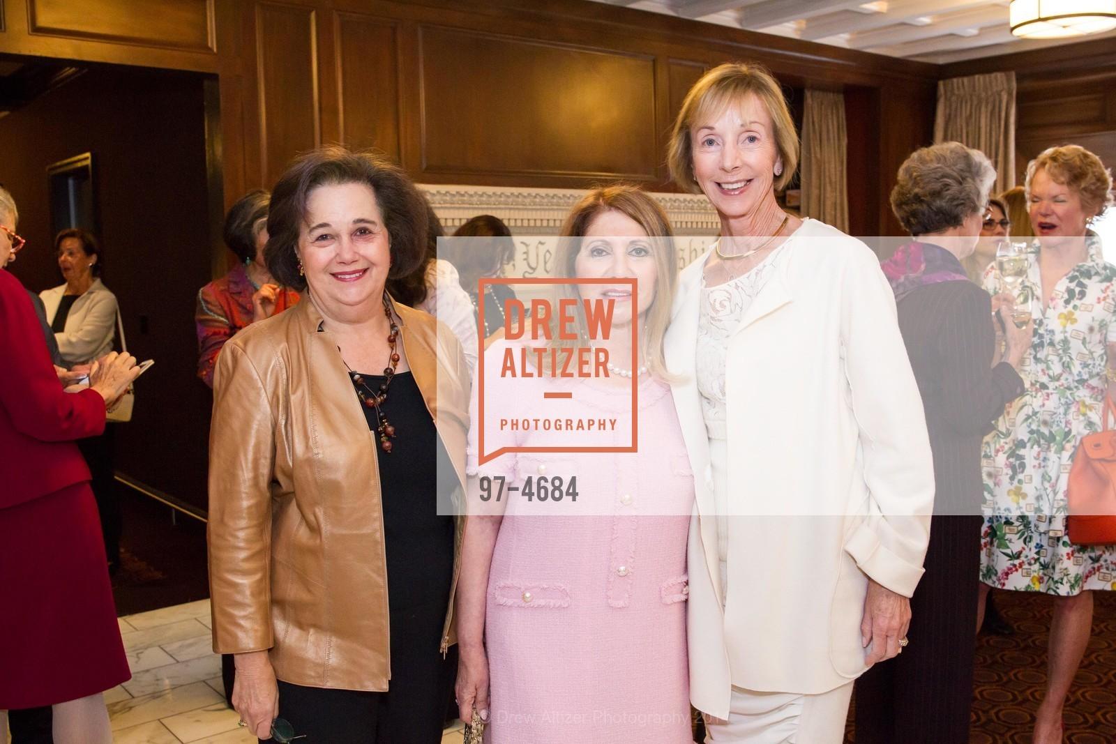 Linda DePlant, Athena Blackburn, Maryann Opperman, Photo #97-4684