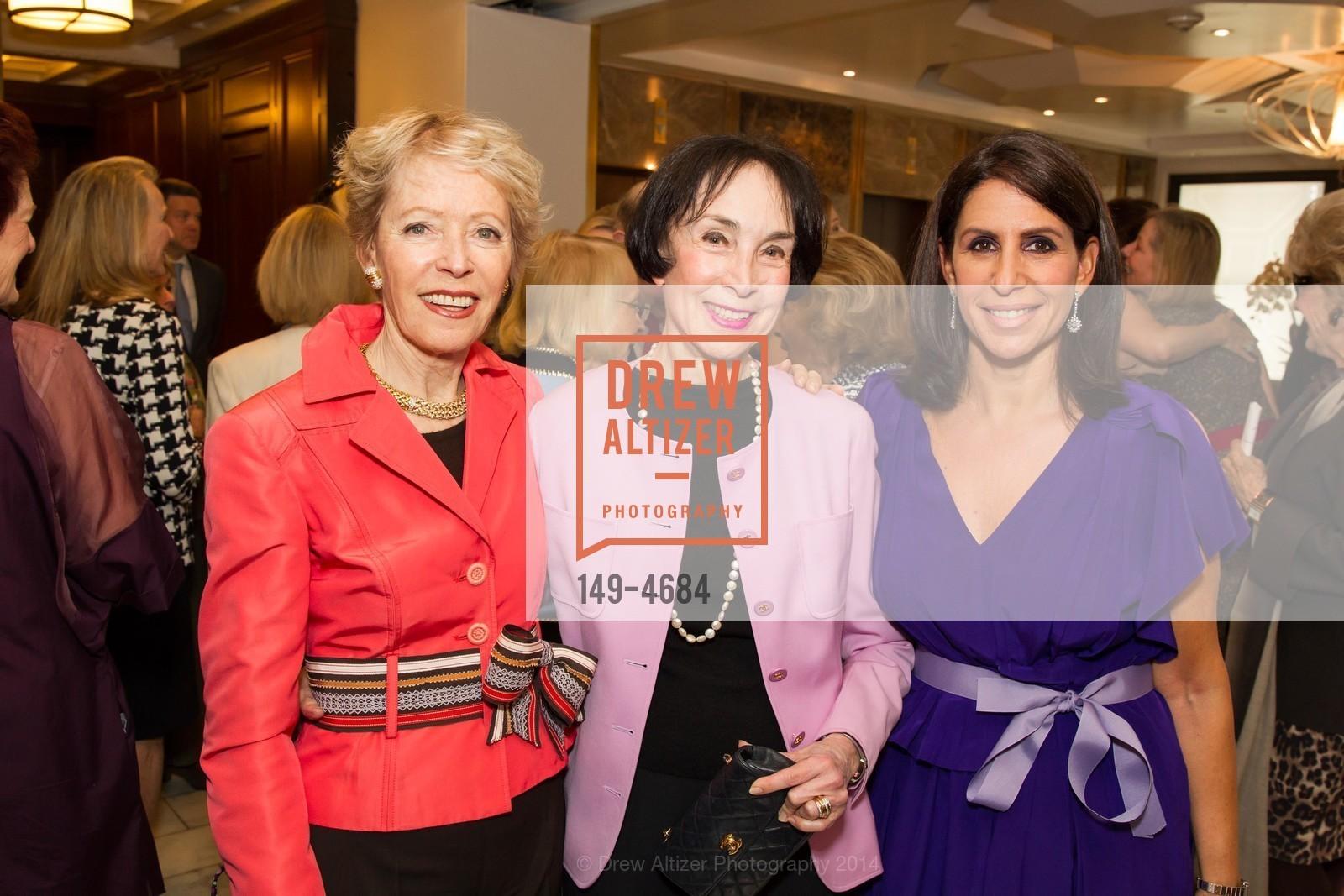 Barbara Brookins-schneider, Merle Zellerbach, Lisa Grotts, Photo #149-4684