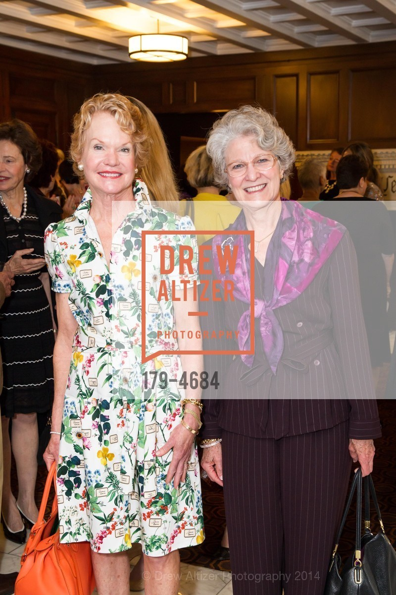Lynn Lubbock, Sandra Bessieres, Photo #179-4684