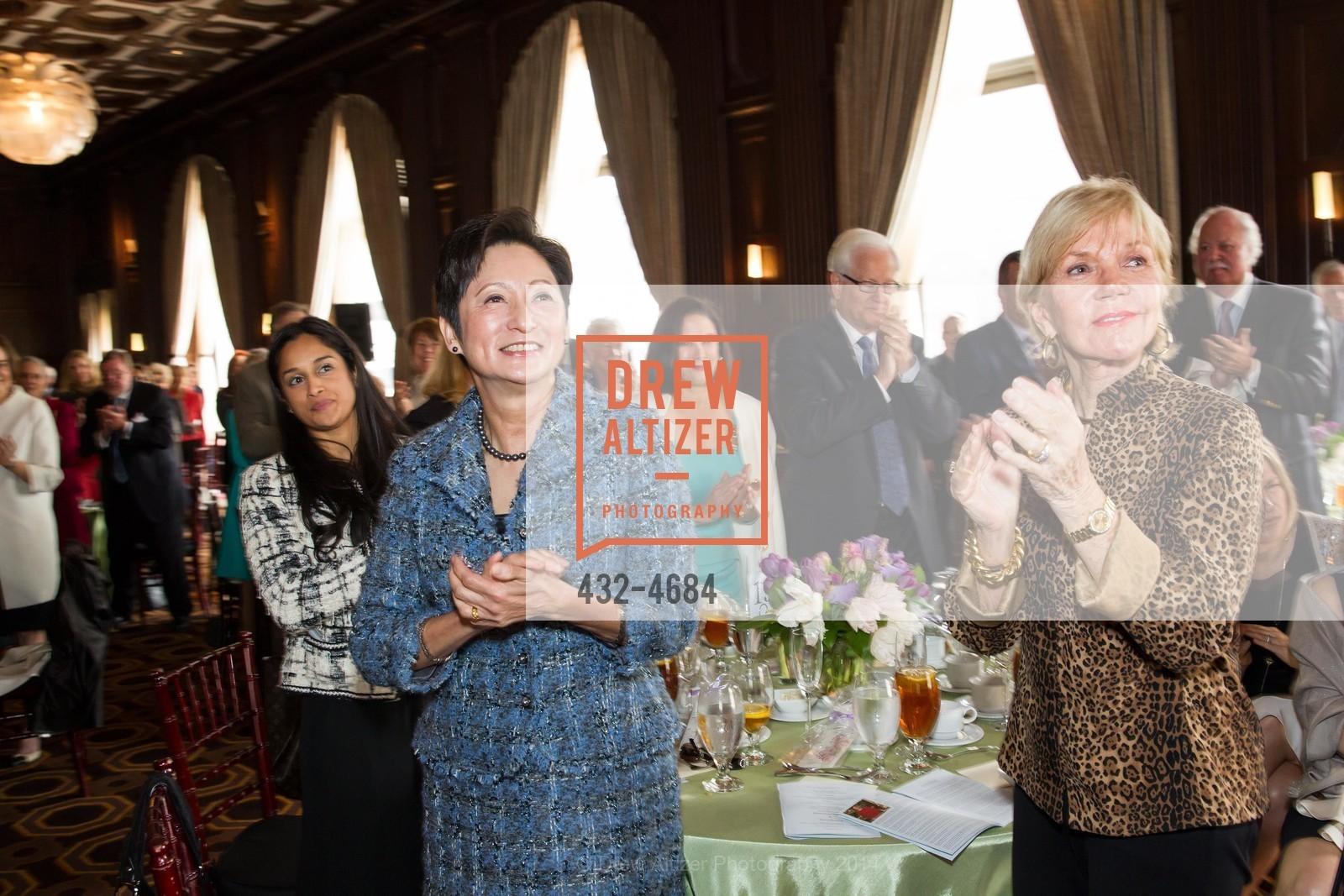 Doreen Woo Ho, Elsie Floriani, Photo #432-4684