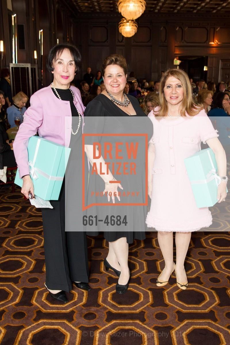 Merle Zellerbach, Tammy Braas-Hill, Athen Blackburn, Photo #661-4684