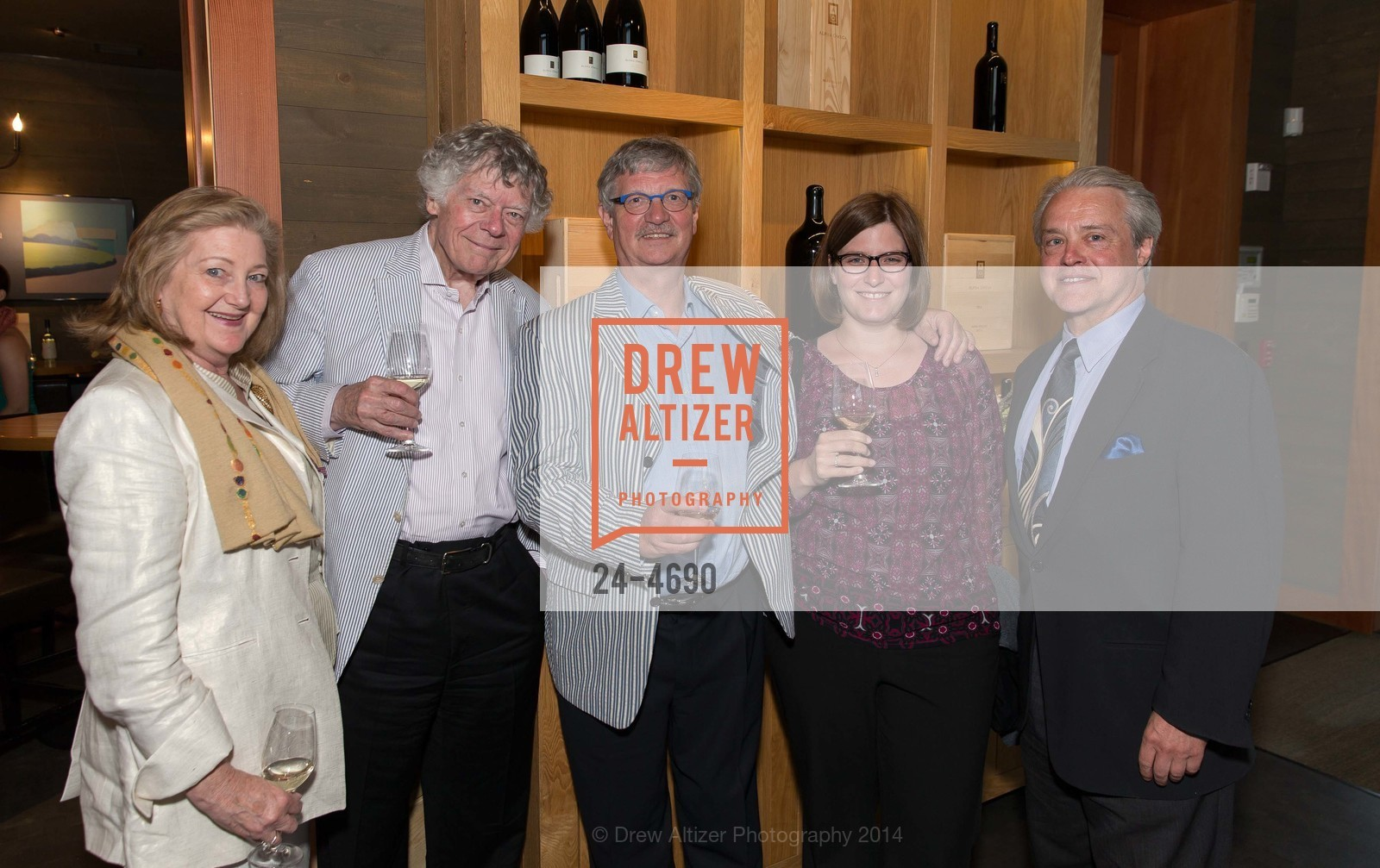 Martha Bredon, Gordon Getty, Job Maarse, Christina Gembaczka, Daniel Brewbaker, Photo #24-4690