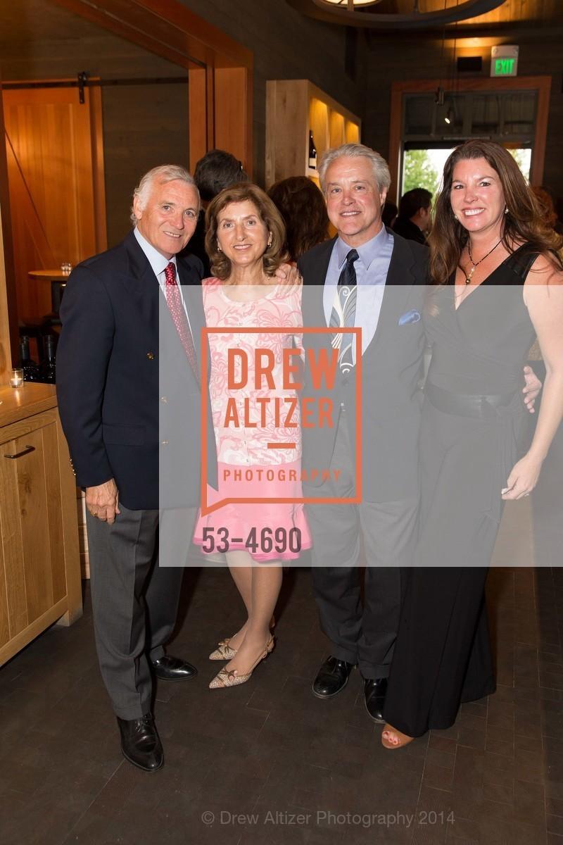 Antonio Castellucci, Rita Castellucci, Daniel Brewbaker, Michelle Baggett, Photo #53-4690
