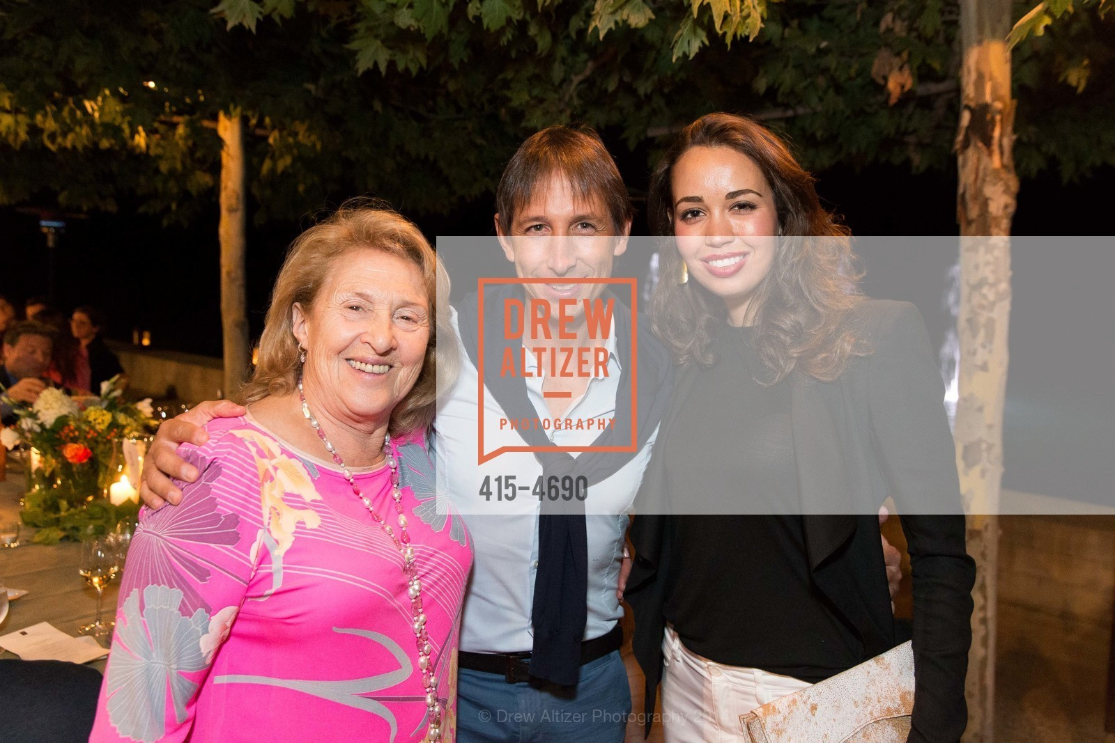 Maria Shustorovich, Gianluca Macheda, Nadine Sierra, Photo #415-4690
