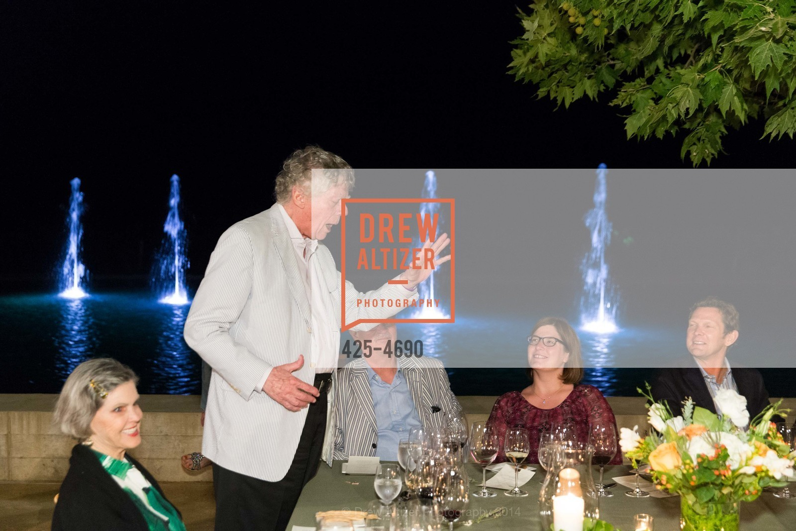 Gordon Getty, Photo #425-4690